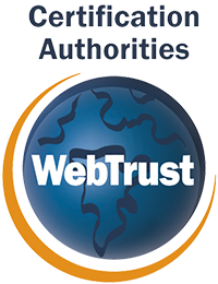WebTrust for Certification Authorities