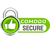 Feel confident with a secure checkout experience Comodo SSL Certificate