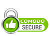 Secured by Comodo SSL Certificate
