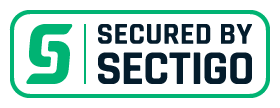 Sectigo Trusted Site Seal