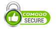 Sitio Seguro por Comodo Trusted Seal