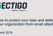How to Protect Your Data and Defend Your Organizations from Email Attacks