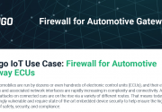 Sectigo IoT Use Case: Firewall for Automotive Gateway ECUs