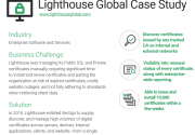 Lighthouse Global Case Study